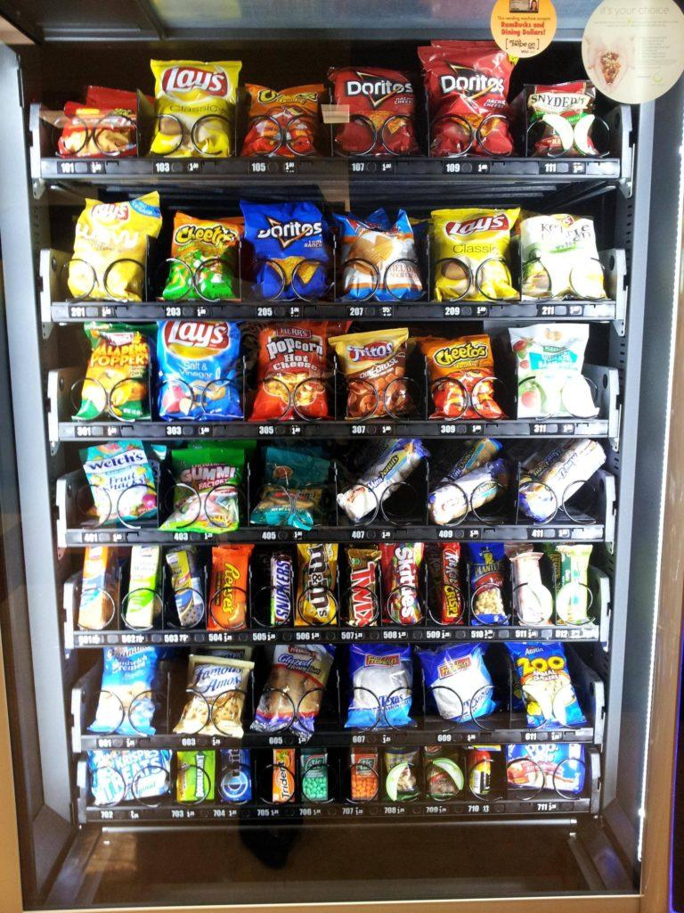 how do i start a vending machine business